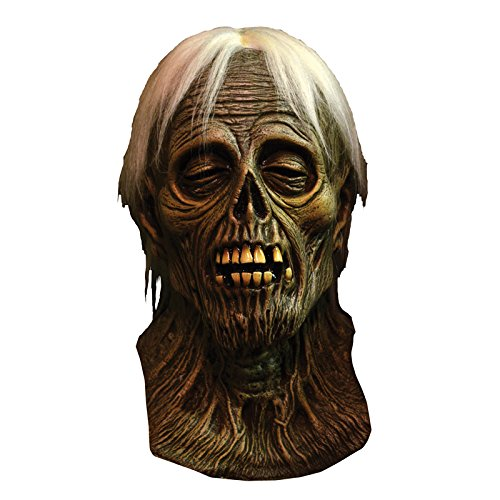 [Trick or Treat Studios Men's Tales From The Crypt Quicksand Mask, One Size] (Trick Or Treat Costumes For Adults)