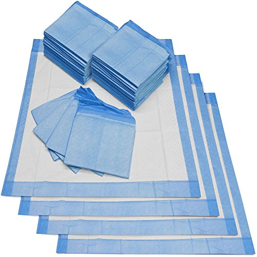 ValuePad 23'' x 24'' 28 gram Puppy Training Pads Pads, 896 Count by ValuePad
