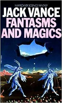 Book Fantasms and Magic