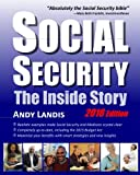 img - for Social Security: The Inside Story, 2016 Edition book / textbook / text book