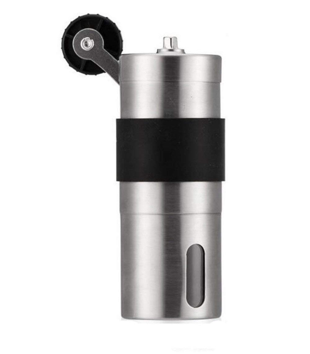 RUIMA Stainless steel manual coffee grinder home grinding machine pulverizer portable travel out to carry