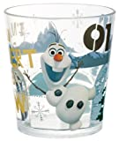 1 X Disney Frozen Olaf Acrylic Glass 280ml