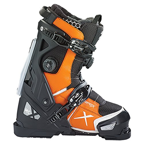 Apex MC-X 2015, mondo 25.0 Ski Boots, Big Mountain - Sports Apex Group