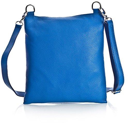 Genuine Light Italian Shop Cross Leather Shoulder Tan Messenger Bag Handbag Big Body 7wCWHqEvc
