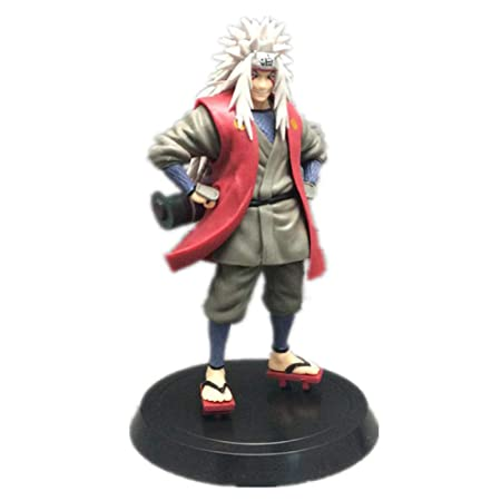 JHFVB Muñeca de Modelado Ninja de Cabello Blanco: Amazon.es ...