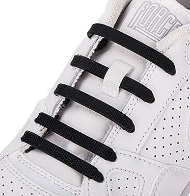 No Tie Silicone Shoelaces Lace Lock