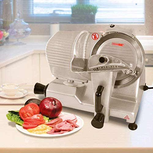 "Commercial Kitchen Designer Jobs In Uae: Tangkula Electric Slicer 9"" Commercial Meat Slicer Machine For Home Kitchen Restaurant Heavy"