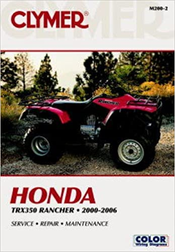 clymer atv repair manuals