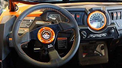 rzr 1000 steering wheel - 5