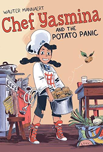 Book Cover: Chef Yasmina and the Potato Panic
