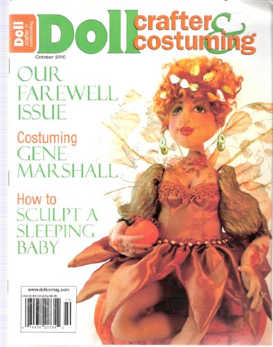 Doll Costuming Magazine - Doll Crafter & Costuming, October 2010