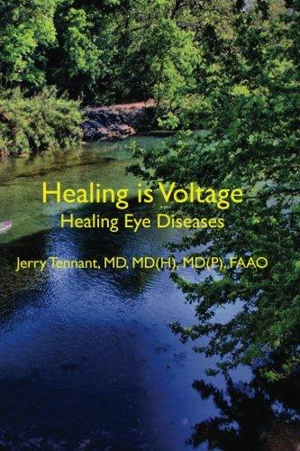 Healing Is Voltage  Healing Eye Diseases