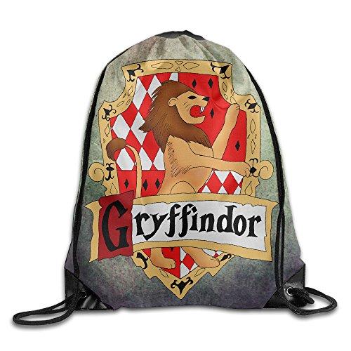 Price comparison product image Harry Potter Gryffindor Drawstring Backpack String Bag