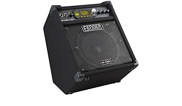 Amazon.com: Fender B-DEC 30 Bass Digital Entertainment Center Bass Amp Combo: Musical Instruments
