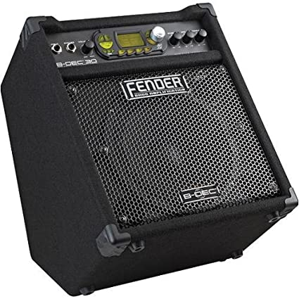 Fender B-DEC 30 Bass Digital Entertainment Center Bass Amp Combo
