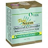 Organix South: Oatmeal Lavender & Neem Oil Soap, 4 oz