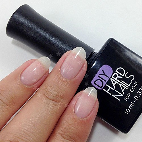 Top Coat UV Soak Off Gel  Nail Polish - Professional Grade -