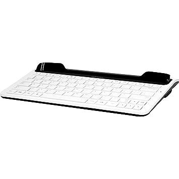 Samsung ECR-K14AWEG Conector dock Blanco teclado para móvil - Teclados para móviles (Blanco