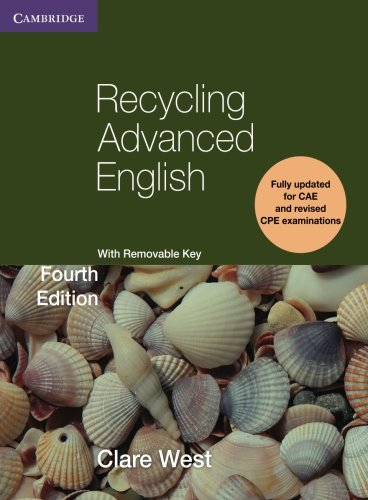 Recycling Advanced English Students Book  Georgian Press