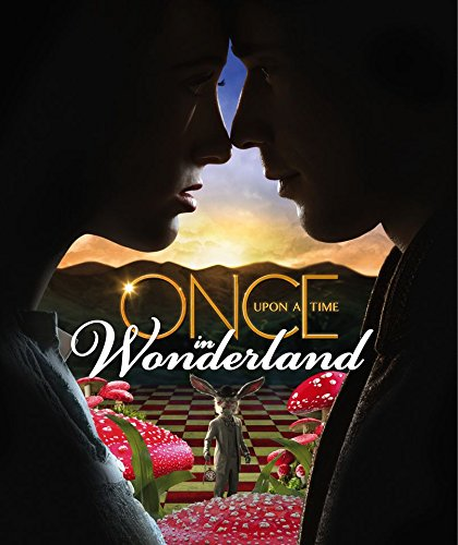 Once Upon A Time in Wonderland (14inch x 17inch/35cm x 42cm) Waterproof Poster No Fading (Once Upon A Time In Wonderland Home)