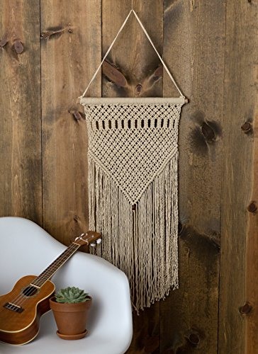 IWR Home Macrame Wall Hanging Tapestry Bohemian Wall Decor by IWR Home (Image #1)