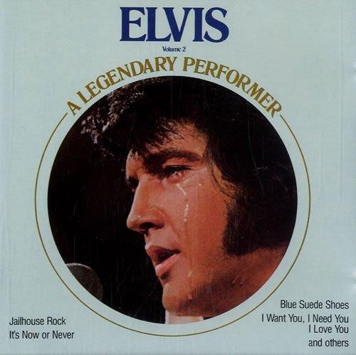 Elvis Presley - Legendary Performer 2 - Zortam Music