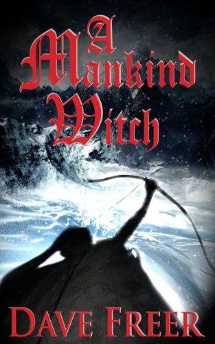 book cover of A Mankind Witch