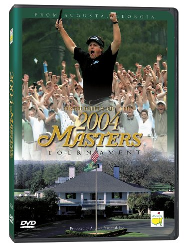 Highlights of the 2004 Master Tournament