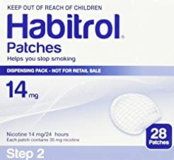 Habitrol Patches Stop Smoking Aid Patche...