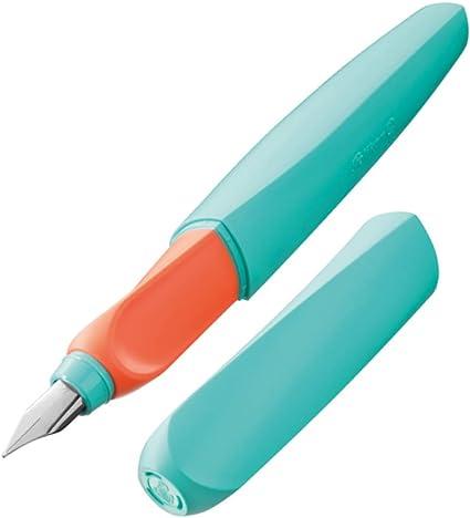 Pelikan/ Penna stilografica Twist M Apple-Blau