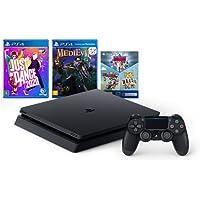 Console Playstation 4 Slim 1tb Mega Pack Bundle Family V11 Controle Dualshock 4 - Sony
