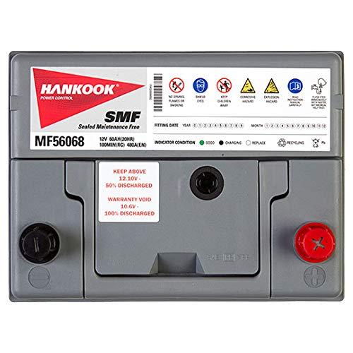Hankook MF56068 Batterie de Voiture