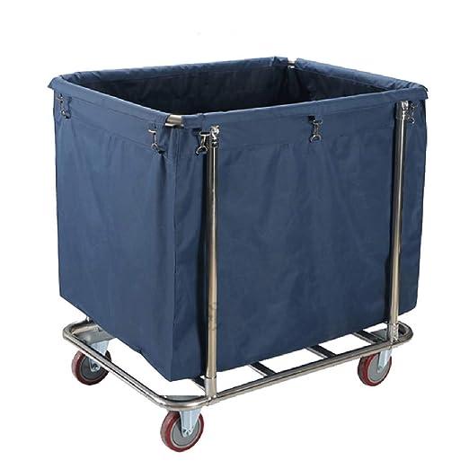 Carro de lavandería YXX Carro Organizador de lavandería de ...