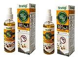 Strategi Herbal Justspray Mosquito Repellent Room Spray (2 X 100ml)