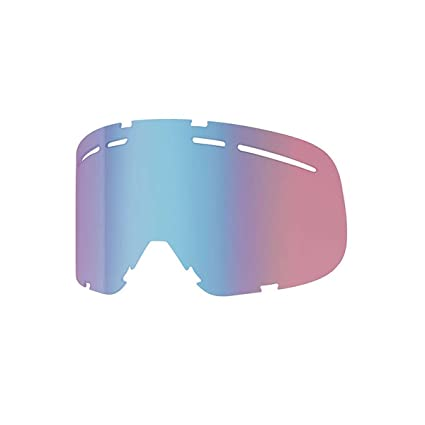 017f73c6d03 Smith Optics Range Adult Replacement Lense Snow Goggles Accessories - Blue  Sensor Mirror One Size