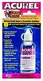 Loving Pets Acurel LLC Healthguard 25ml Aquarium and Pond Water Treatment Treats, 250-Gallon