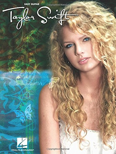 Tab Country Guitar Books (Taylor Swift for Easy Guitar: Easy Guitar with Notes & Tab)
