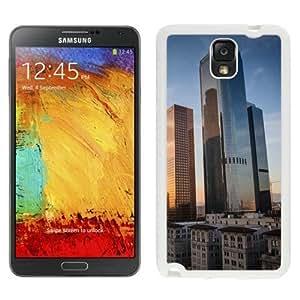 NEW Custom Designed For SamSung Galaxy S4 Mini Case Cover Phone With Los Angeles Skyscraper_White Phone