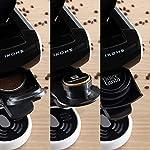 IKOHS-Macchina-per-caff-Espresso-Italiano-caffettiera-Multi-Capsule-Nespresso-3-in-1-Macchina-per-Caff-Espresso-07-litri-19-bar-1450-W-Bianco