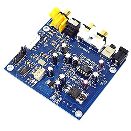 Es9038 Q2m I2s Dsd Optical Coaxial Input Decoder Usb Dac Headphone Output Hifi Audio Amplifier Board Module Selling Well All Over The World Operational Amplifier Chips Back To Search Resultsconsumer Electronics