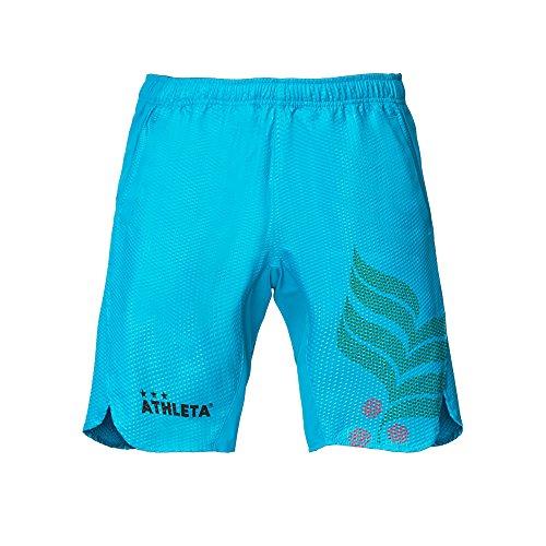 水分フォアタイプキャプテンブライATHLETA(アスレタ) ジュニア ポケ付きカラープラクティスパンツ サッカー フットサル トレーニングウェア 02296J