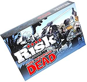 RISK The Walking Dead Survival Edition Board Game by USAopoly