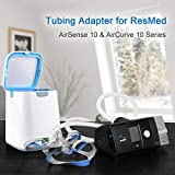 LHXEQR Tubing Adapter for ResMed AirSense 10 and