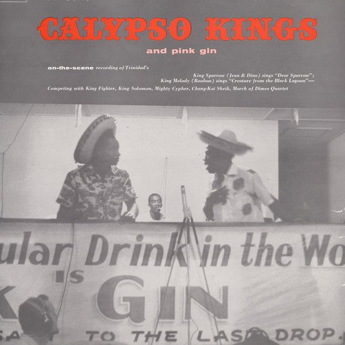 Calypso Kings Pink Various Gin 55% Shipping included OFF