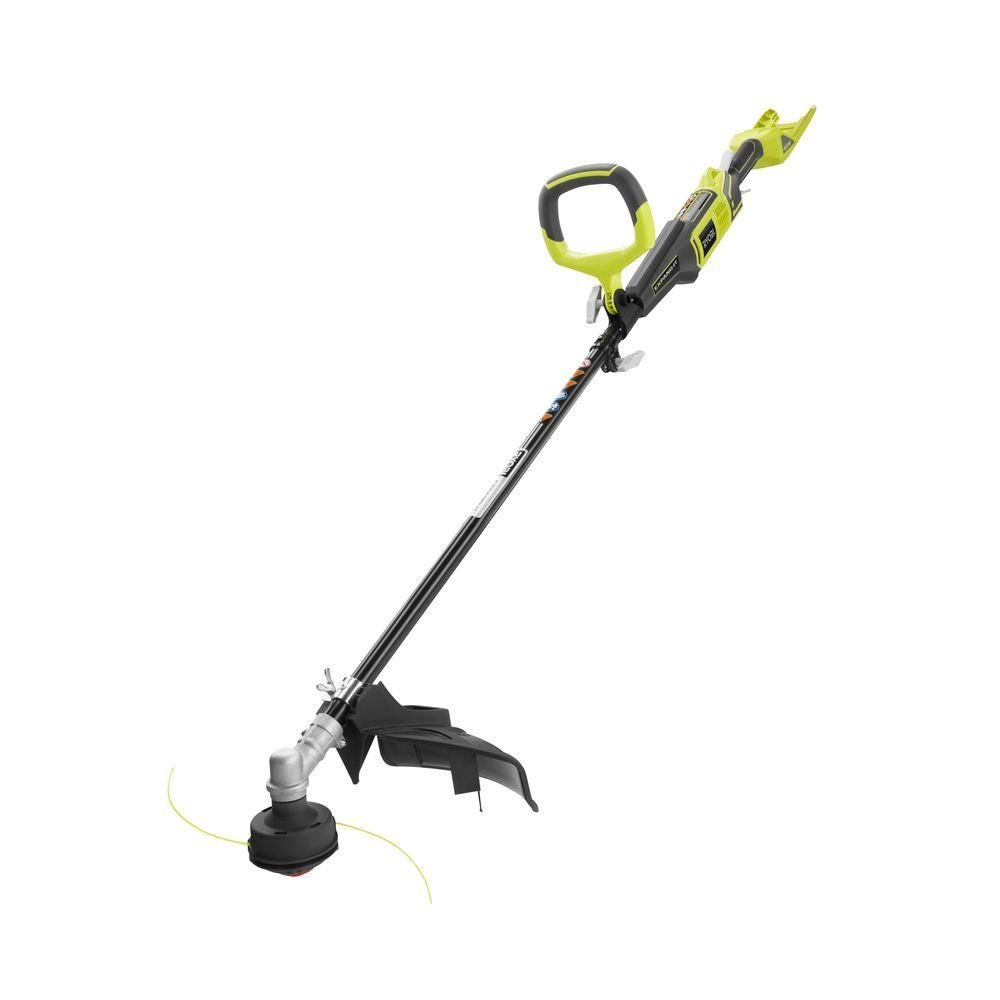 Ryobi RY40202 40-Volt X Lithium-ion Attachment Capable Cordless String Trimmer Battery and Charger not Included (Certified Refurbished)