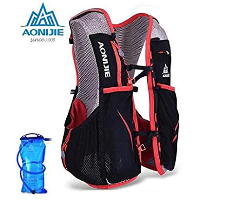 c99a3bb2f6 Buy Generic L XL 5 : AONIJIE Men Women 5L Lightweight Trail Running  Backpack Outdoor Sports Hiking Racing Bag With 1.5L Water Bag Online at Low  Prices in ...