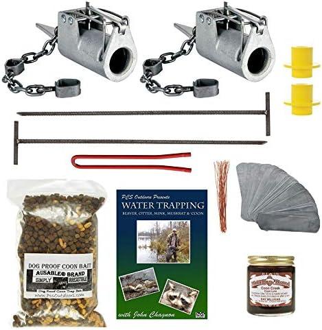 PCS Outdoors Basic Raccoon Trapping Starter Kit