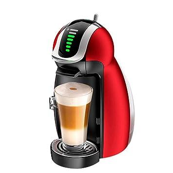 Huoduoduo Máquina del Café, Máquina Completamente Automática del Café, Energía Clasificada 1500W, Tipo De La Bomba, Botón Fácil De La Operación, Parte ...
