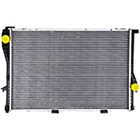 JSD B203 A/T M/T Radiator for 1999-2005 BMW 5 E39 525i...