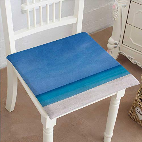 Mikihome Memory Foam Chair Pads Sandy Paradise with for sale  Delivered anywhere in Canada